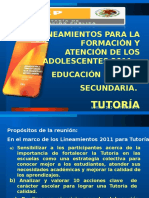 Tutoria Versia 2012 2014