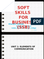 soft skills for business
