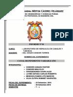 1 Informe Hidraulica v-A