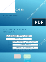 TECNICAS RADIOLOGICAS EN ORTOPEDIA MR1 CHIRINOS.pptx