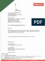 Investor Update - Q1 FY17 [Company Update]