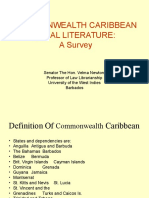 Caribbean Legal Literature