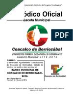 Bando Coacalco