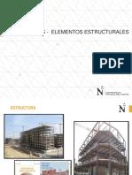 Sesion 1 - Estructuras - Elementos Estructurales (2)