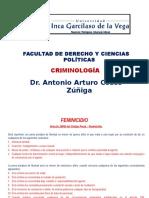 Criminologia-femicidio en El Peru