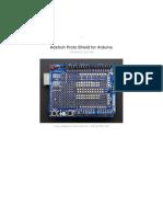 Adafruit Proto Shield Arduino