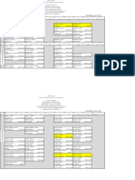Timetable Sem 2 2016 - Updated 4 June 2016