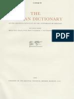 Dicionário Assírio - a2