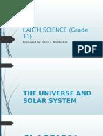 The Universe and Solar System by Sura J. Amilbahar