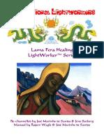 Lama Fera Healing I - Master Healer (José & Jens) 070625