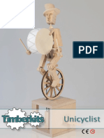 Unicycle Instructions 2015