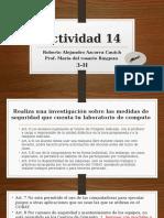 Info Actividad 14