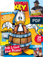 Le Journal de Mickey - 25 Au 31 Mai 2016