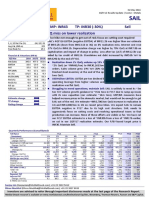 20160531 Steel Authority of India Limited 204 QuarterUpdate
