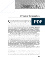 Klein_Chapter15 Dynamic Optimisation