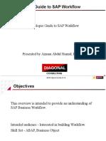 Intro Developer Guide to SAP Workflow