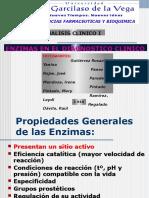 Enzimas Expo Analisis