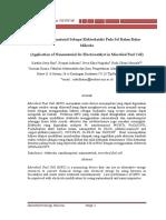 Review Metopel Nanotech