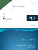 ISO 14644 2015 - Pharmig x