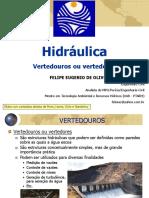 Aula 05 - Vertedouros (Felipe Eugenio)