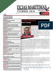 Noticias Marítimas (Epoca 2-Numero 16 SEPTIEMBRE 2016)