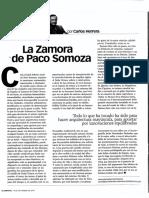 La Zamora de Paco Somoza