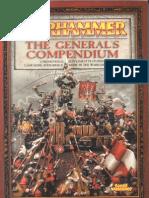 Warhammer Fantasy Battles - EnG - General's Compendium