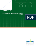 MonitorOnCivil-MilitaryRelationsinPakistan Apr012015 Apr302015