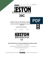 Carte Tehnica Keston 30C