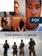 Child Soldiers in Uganda