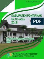 Kab. Pontianak Dlm Angka 2012