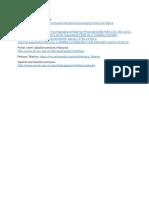 Senarai Laman Web Yg Digunakan untuk PT3 Sejarah 2016