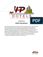 Hotel Operationes Manual