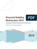 Financial Stability Review June 2010