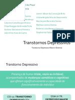 Transtornos Depressivos