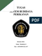 Makalah Sistem Budidaya ( Dasar2 Akuakultur)