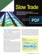 Slow Trade