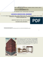 A History of Architecture - Modernism