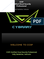 CCSP Cloud Slides