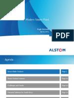 Alstom Steam Plant
