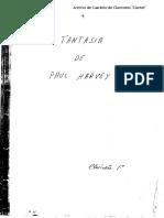 Fantasy(P. Harvey)