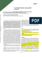 Warsini 2014 Impacto Psicosocial de Desastres Naturales Revisión Integrativa