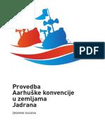 Provedba Aarhuske Konvencije - Zbornik Radova