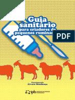 Guia Sanitário e Manual p Aula Prática