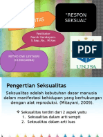 Ppt Respon Seksual
