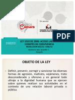 Acoso Laboral Ley 1010 2006 Camara Comercio Medellin