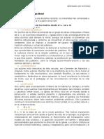 Historia de La Teología Moral - Resumen.