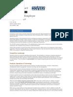 Hoover's ProfessionalEmployerOrganizations