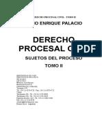 Derecho Procesal Civil Tomo II.docx