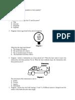Percubaan SPM 2014 Fizik P1